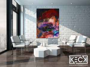 ABSTRACT ART PRINTS: Huge selection of abstract art prints on canvas