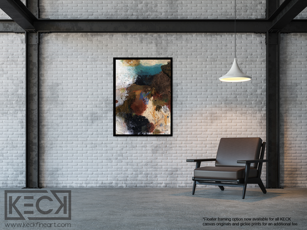 Large Abstract Art Gallery: Huge Abstact Art Pieces Gallery Wrapped or Framed. Large Abstract Art for Large Spaces.