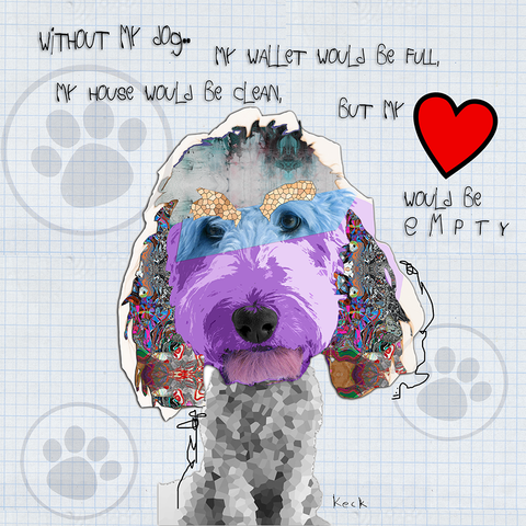 Goldendoodle Art