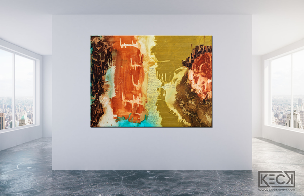Religious Abstract Art Prints