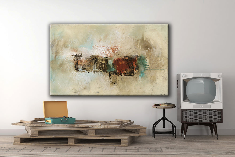 Load image into Gallery viewer, #090804 <br> Canvas Art Print