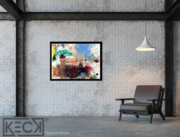 #101205 <br> Change of Pace <br> Canvas Art Print