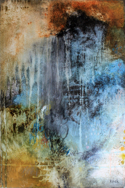 Original Abstract Art Painting - JUST A DREAM #101605