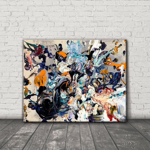#111202 <br> Wish List Series<br> All The Times You Screwed Me Over <br> Canvas Art Print