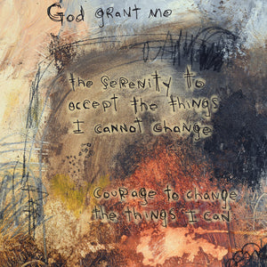 Load image into Gallery viewer, #111504 <br> Serenity Prayer <br> Canvas Art Print