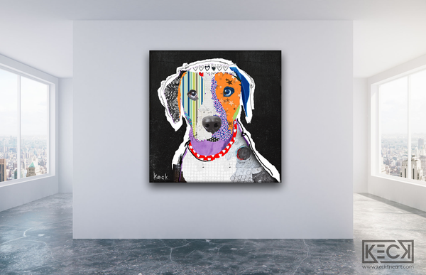 Buy catahoula dog art prints retail and wholesa.e