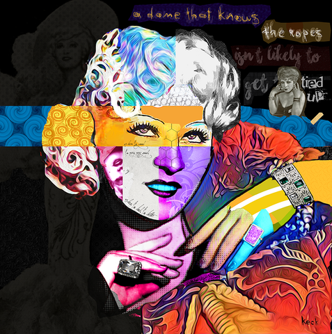 Mae West Art