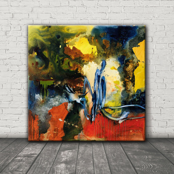 #120708 <br> Perfect Timing <br> Canvas Art Print