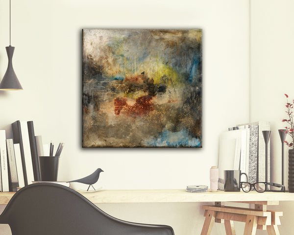 #120801 <br> Left To Chance <br> Canvas Art Print