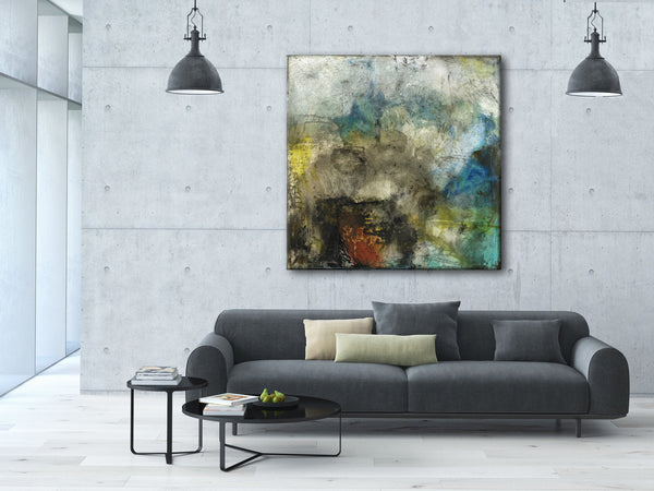 #120802 <br>  Ace in the Hole <br> Canvas Art Prints