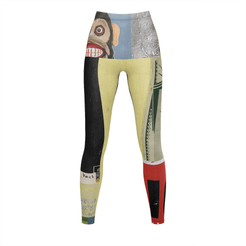 Keck® Take It All In Stride Art Leggings