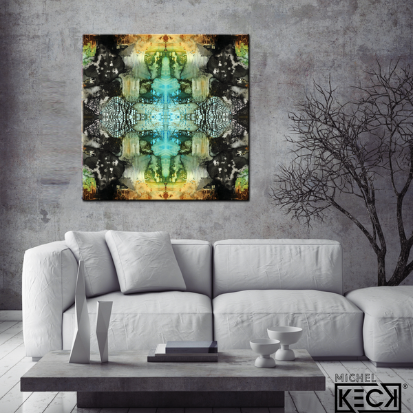 #DCRS1-32 <br> Echo Collection 32 <br> Canvas Art Print