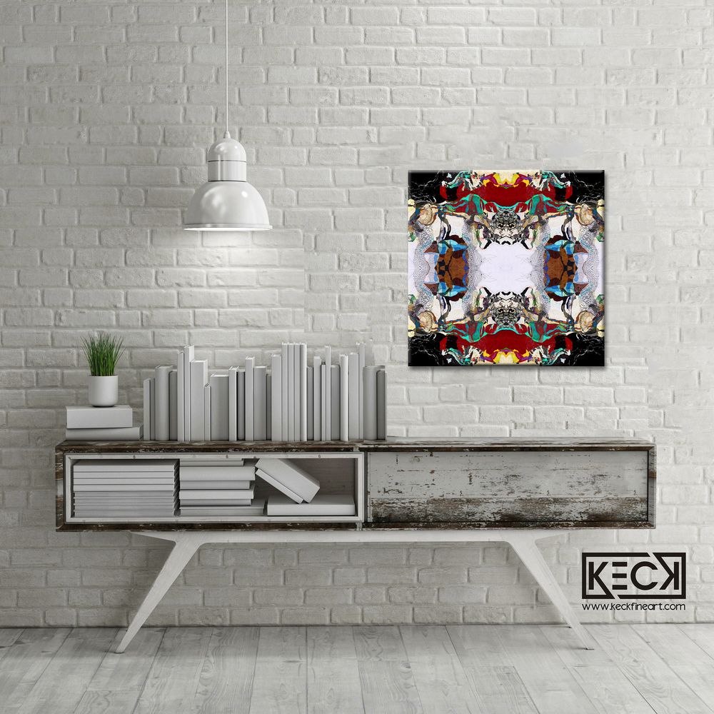 Load image into Gallery viewer, #DCRS1-43 <br> Echo Collection 43 <br> Canvas Art Print