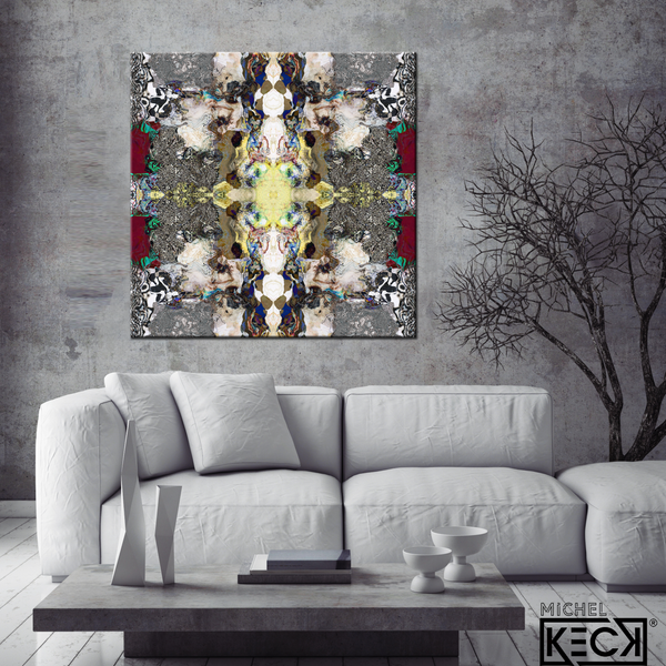 #DCRS1-47 <br> Echo Collection 47 <br> Canvas Art Print
