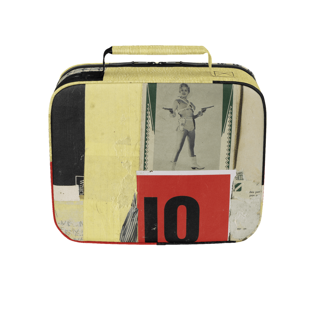 Michel Keck® Insulated Lunch Box - Take It All In Stride