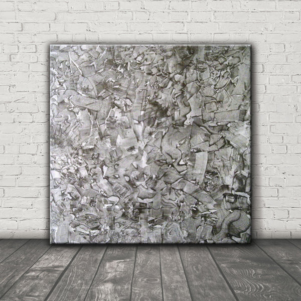 #090502 <br> Monochromatic #6 <br> Canvas Art Print