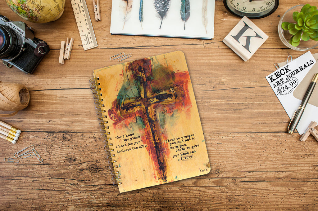ART JOURNAL: Jeremiah 29:11