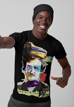Edgar Allan Poe T-Shirt <br> Men's & Women's Fitted Tees