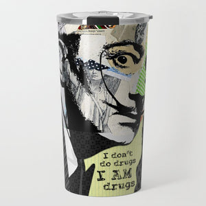 Load image into Gallery viewer, Salvador Dali Art Travel Mug
