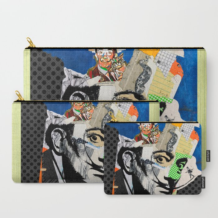 Salvador Dali Carry-All Pouches