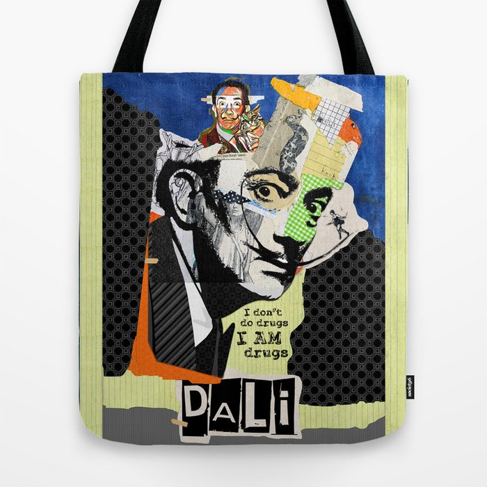 Load image into Gallery viewer, Salvador Dali Tote Bag