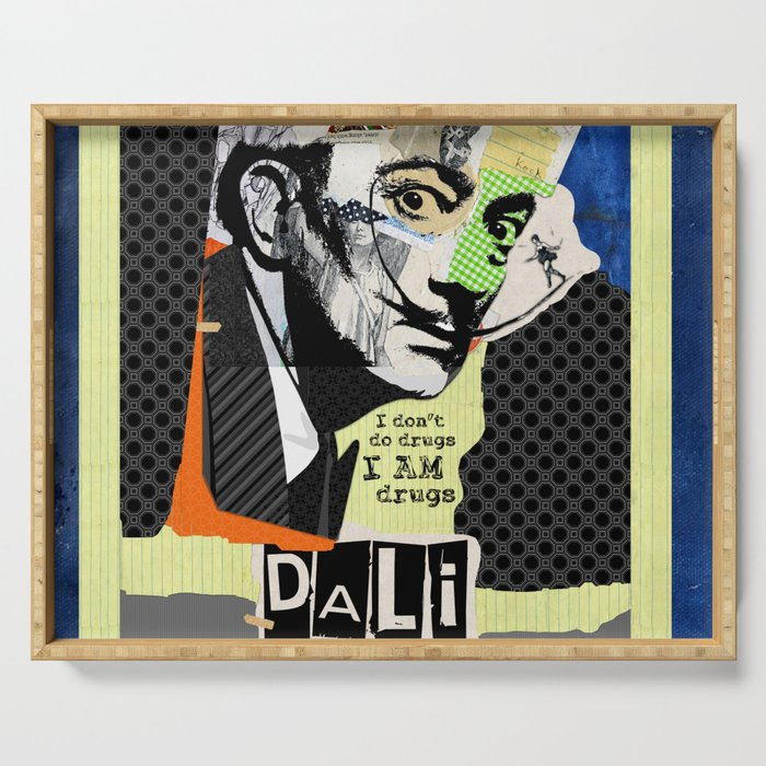Load image into Gallery viewer, Salvador Dali Serving Trays