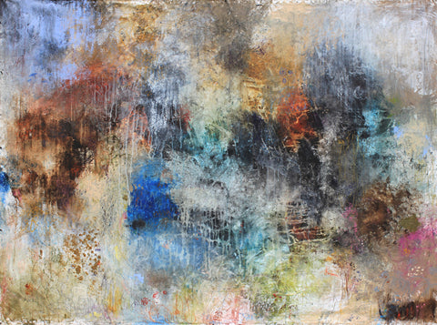 Large Abstract Paintings. Big Abstract Art Paintings for Big Spaces.
