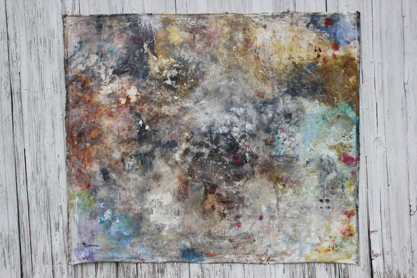 Large, Original, Oversized Abstract Art Paintings by Michel Keck