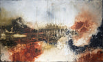 Large Art. Big Abstract Art Paintings for Large Wall Spaces.