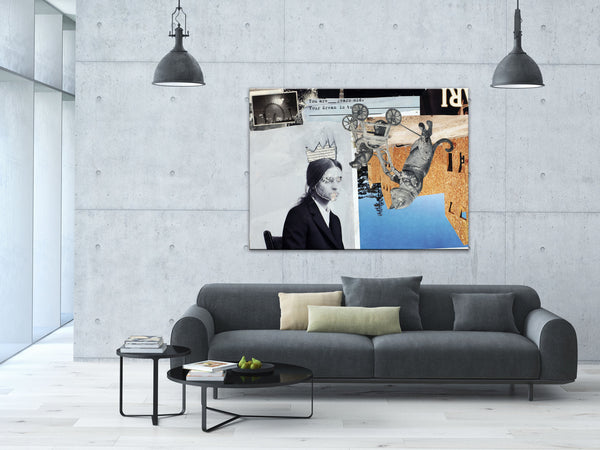 Your Dream Is To... <br> Canvas Art Print