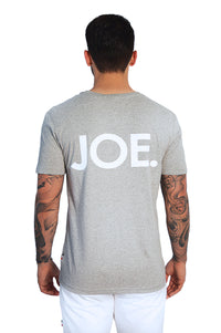 Joe. T-Shirt Grey