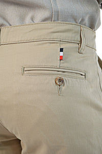 Close up side view chinos