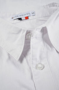 collar white shirt