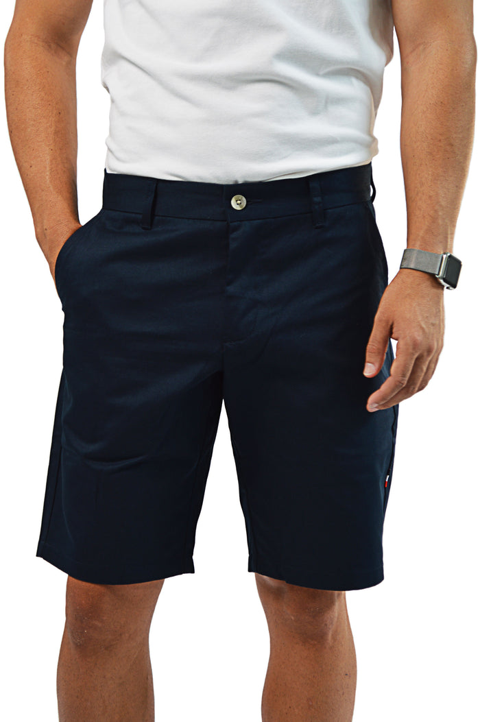 French Navy Tailored Short