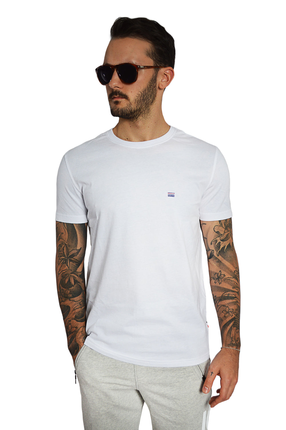 Joe. T-Shirt White