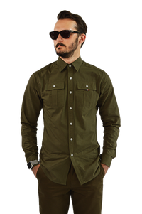 Military Tailored Shirt