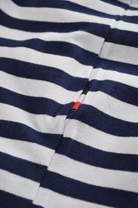 Close up side french flag tag