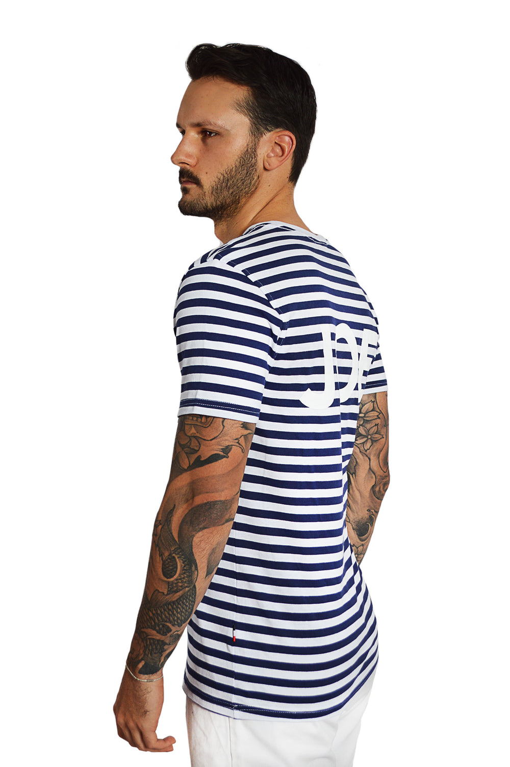 Stripe Joe. T-Shirt