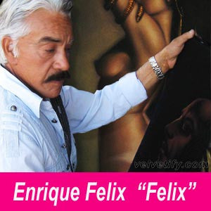 ABOUT Enrique Felix