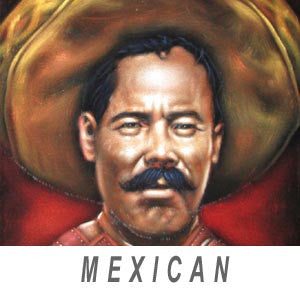 Mexican Celebrities and Historical figures
