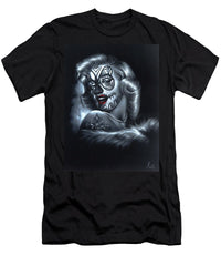 Marilyn Monroe Mexican Calavera Face Paint Sugar Skull Day Of Dead - Men's T-Shirt (Athletic Fit)
