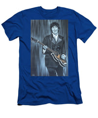 Paul Mccartney Beatles Portrait - Men's T-Shirt (Athletic Fit)