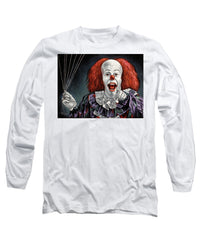 Pennywise The Dancing Clown Or Bob Gray - Long Sleeve T-Shirt