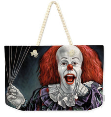 Pennywise The Dancing Clown Or Bob Gray - Weekender Tote Bag