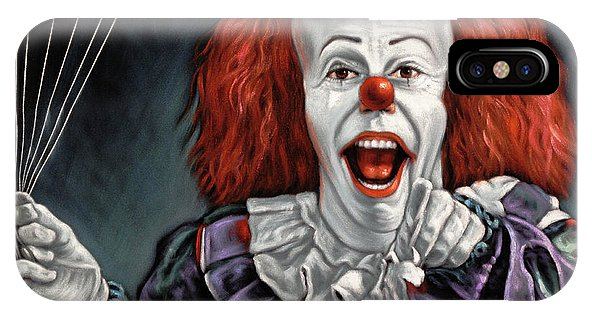 pennywise the dancing clown or bob gray phone case velvetify pennywise the dancing clown or bob gray phone case