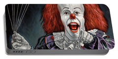 Pennywise The Dancing Clown Or Bob Gray - Portable Battery Charger