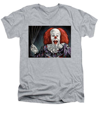 Pennywise The Dancing Clown Or Bob Gray - Men's V-Neck T-Shirt