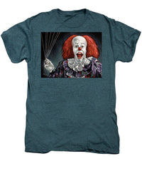 Pennywise The Dancing Clown Or Bob Gray - Men's Premium T-Shirt