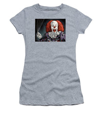 Pennywise The Dancing Clown Or Bob Gray - Women's T-Shirt (Athletic Fit)