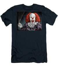 Pennywise The Dancing Clown Or Bob Gray - Men's T-Shirt (Athletic Fit)